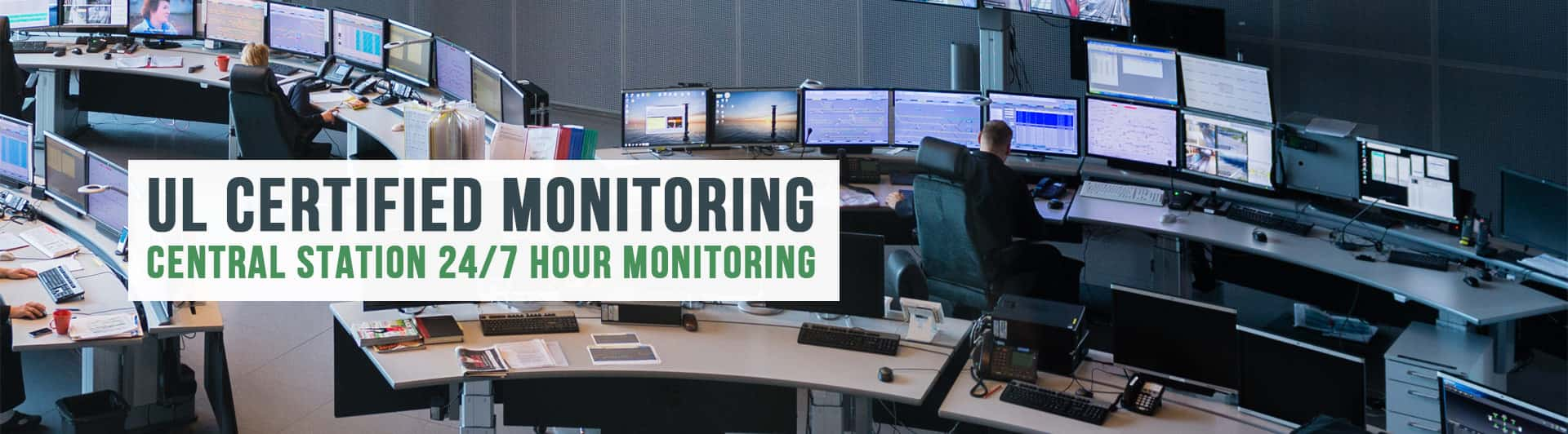 Ul Certified Monitoring