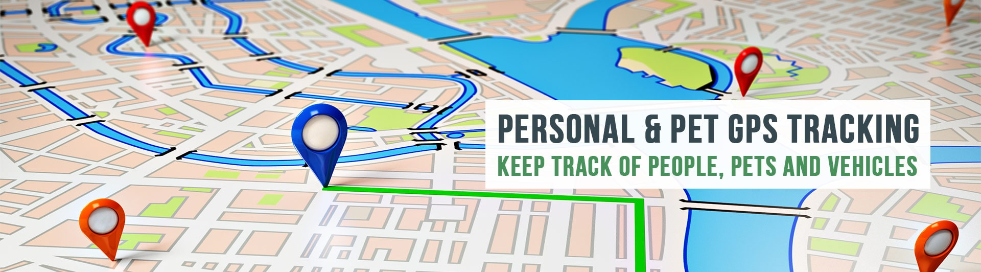 Personal And Pet GPS Tracking